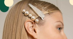 incili saç aksesuarları