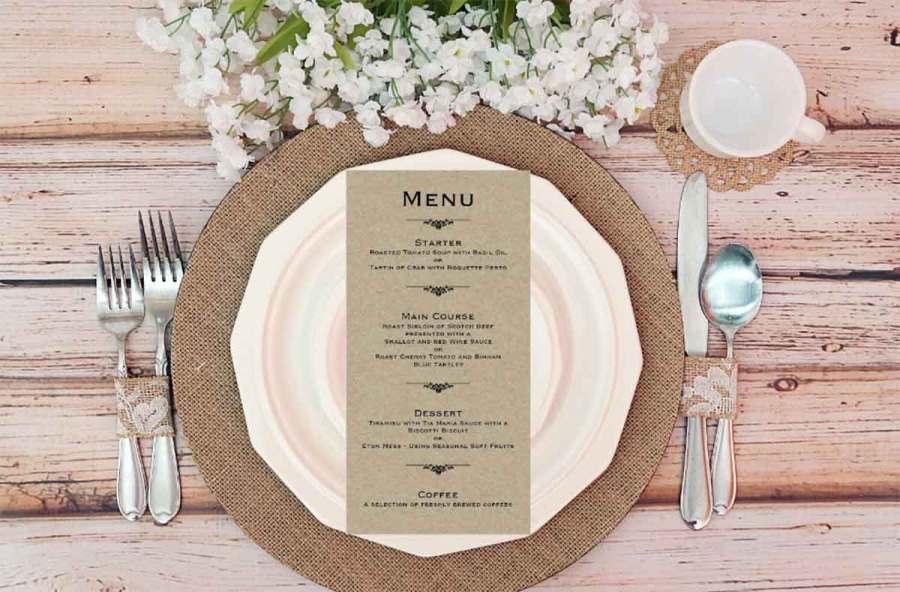 düğün yemeği önerileri