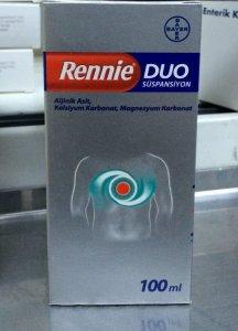 Rennie Duo Süspansiyon nedir ve ne için kullanılır?