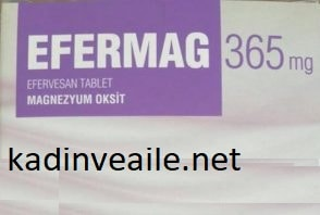Efermag Efervesan tablet nedir ve ne için kullanılır?