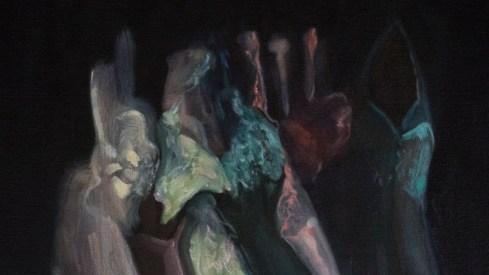 Dancing Into The Light,dark-night-of-the-soul,dresses,fabric,kadira-jennings