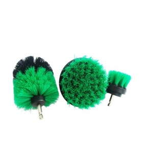 3Pcs Power Scrubber Brush Set