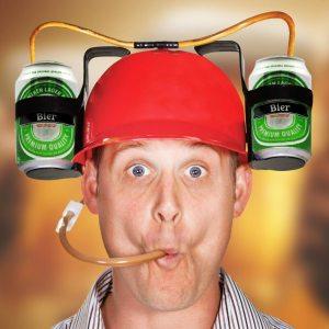 Bier Helm