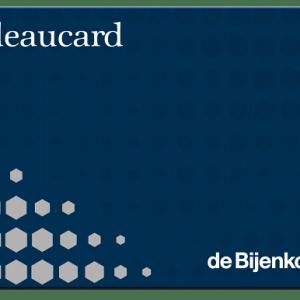 Bijenkorf cadeaukaart (digitaal) 125,00 euro