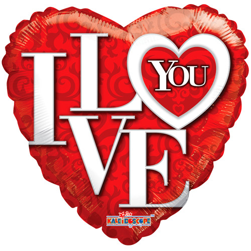 "I love you ""Simply"""