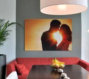 2cm frame canvas 40x80 cm