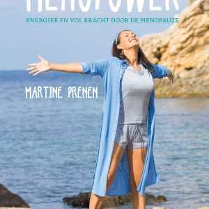 Boeken Menopower - Martine Prenen