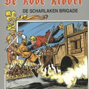 De Rode Ridder 101 - De scharlaken brigade