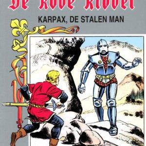 De Rode Ridder 82 - Karpax, de stalen man
