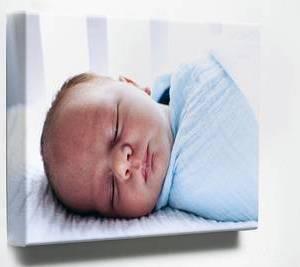 Foto op canvas (4 cm frame) 40x80 cm