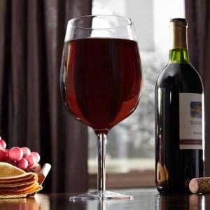 Groot Wijnglas 750 ML