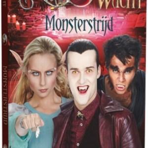 Studio 100 leesboek Nachtwacht Monsterstrijd