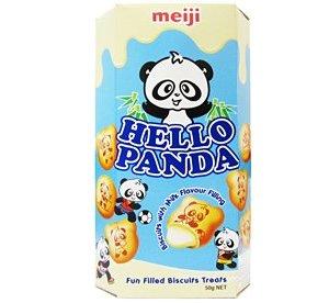 Meij Meij - Hello Panda - Milk 45 Gram