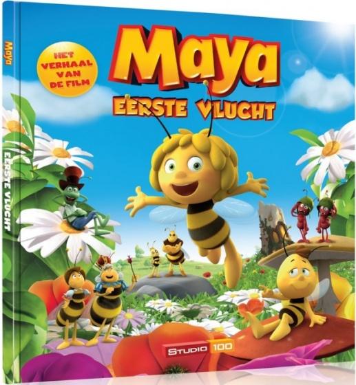 Studio 100 voorleesboek Maya de Bij Eerste Vlucht