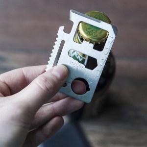 Creditcard Multitool - Nutcrackers