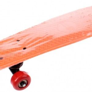 Toi-Toys skateboard 55 cm oranje