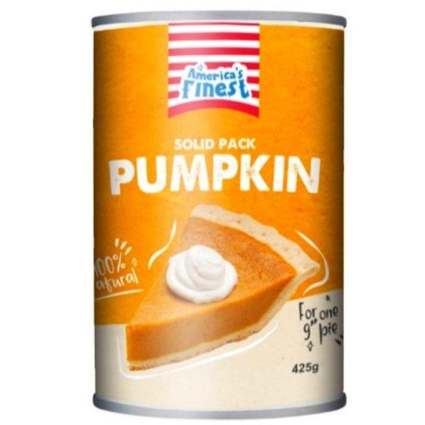 Overige America´s Finest - Pumpkin 425 Gram