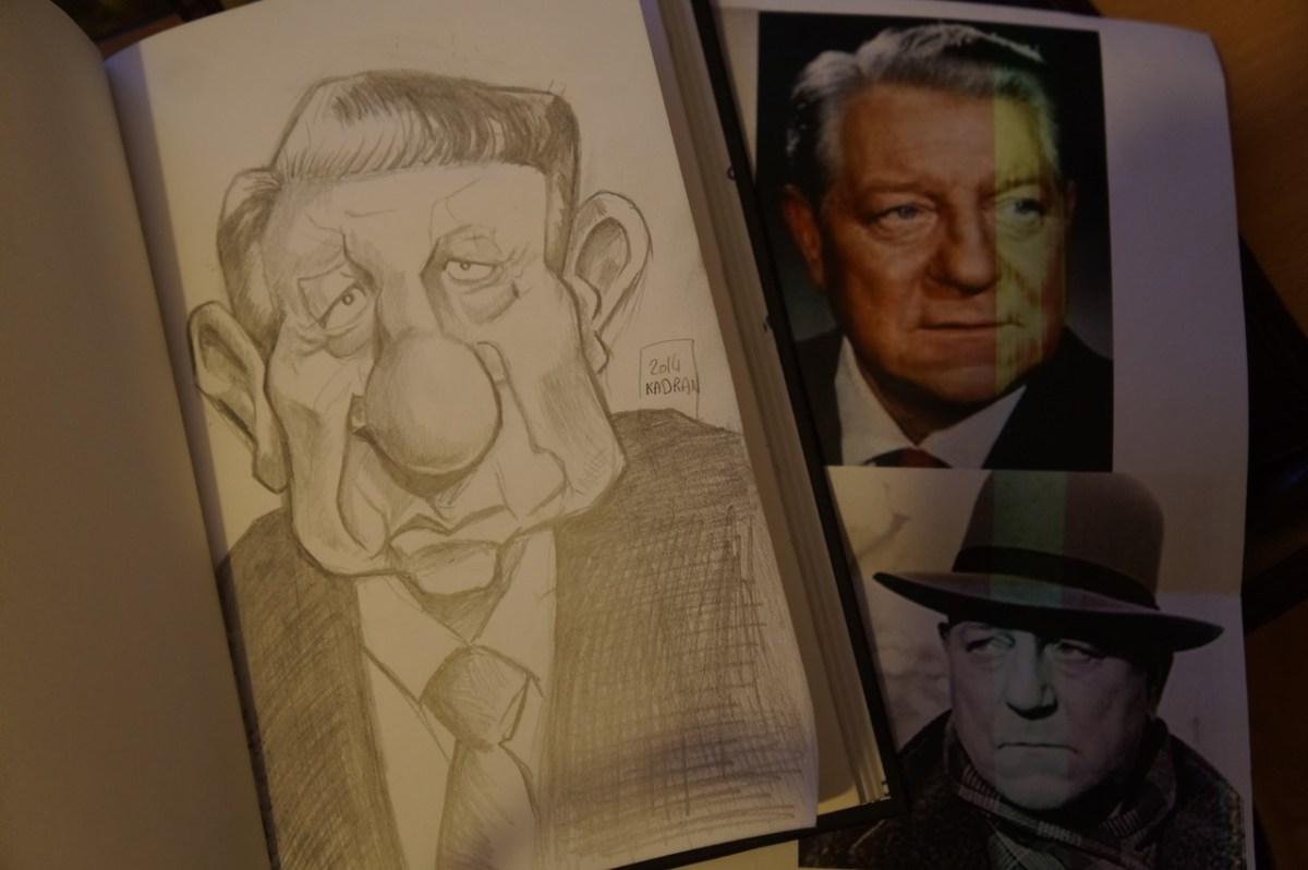 Jean Gabin sketch