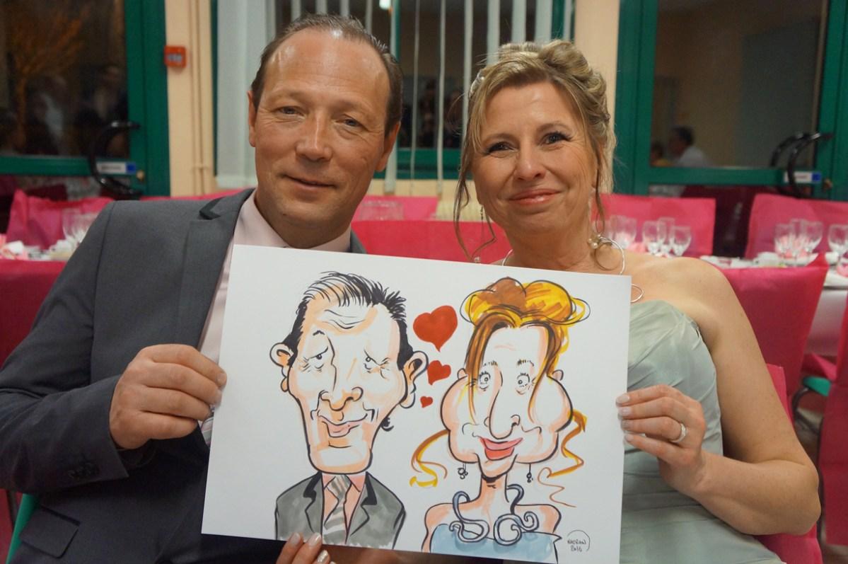 Mariage à Cormes (72) de Pablo et Catherine - COMMANDEZ VOTRE ANIMATION