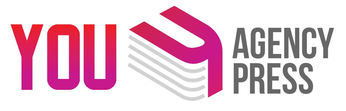 Logo et webdesign pour YouAgencyPress