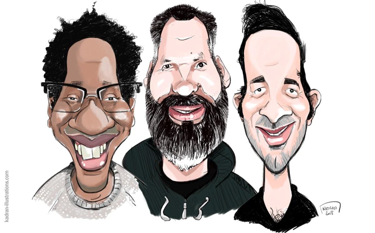 Offrez une caricature à vos amis(es)