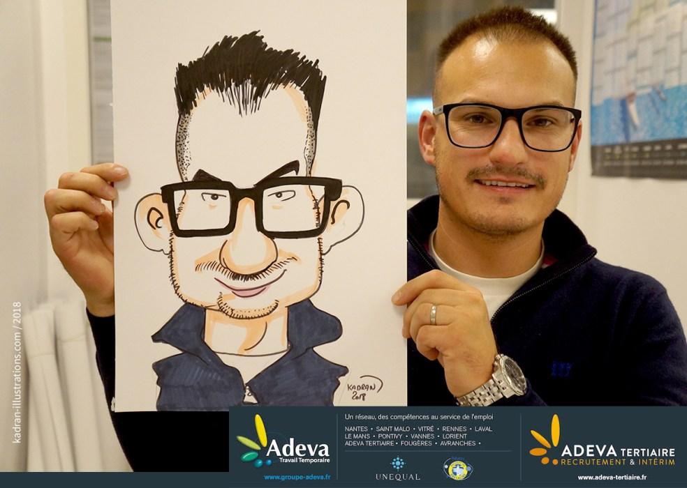 adeva-caricature_lemans2018-08