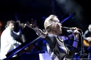 Kadri Voorand Quartet at Athens Technopolis Jazz Festival, photo: Vangelis Patsialos