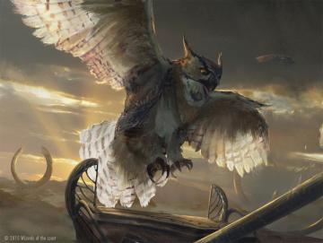 giant owl 2