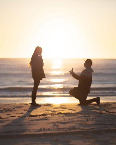 Our Sunrise Engagement