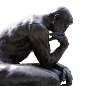 The Powere of Rigorous Thinking - The Thinker