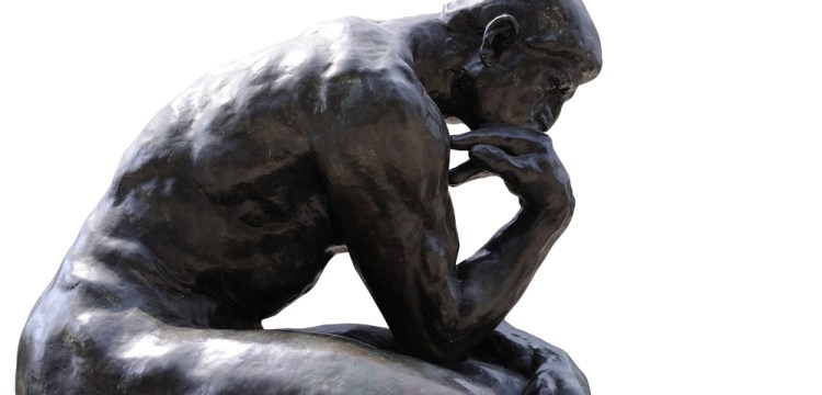 The Powere of Rigorous Thinking - The Thinker