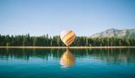 Lake and Ballon