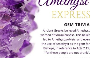 Amethysts are Amazing