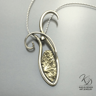 Artful Diamond by Kaelin Design Fine Art Jewelry