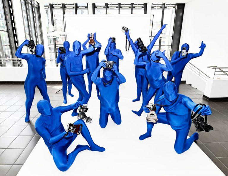 "NEU: Ausstellung: ""Blaues Wunder"""