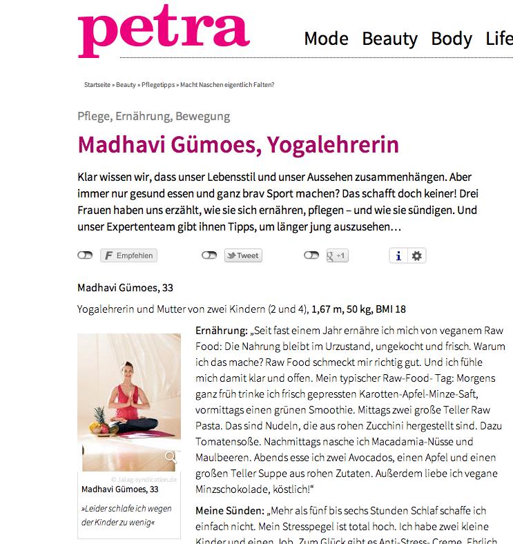 Madhavi Guemoes Petra
