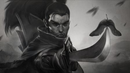Yasuo: Face the Wind.