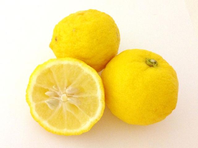 ゆずとレモン