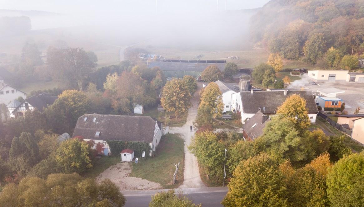 Bornwiesenhof, hußweiler, hunsrück, schwollbachtal, landkreis birkenfeld, nationalpark hunsrück-hochwald, milchverarbeitung