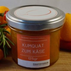 Käsemarmelade Kumquat