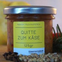 Quitte Käsemarmelade