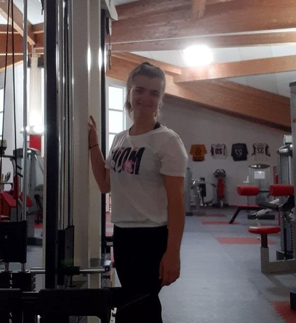 Fitnesstrainer Caro