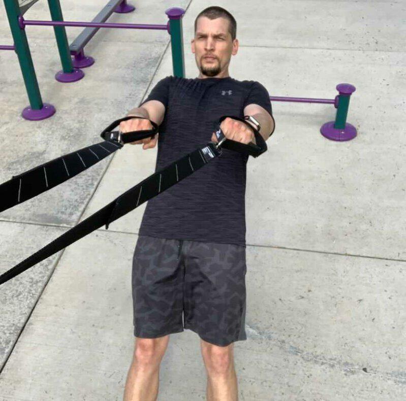 Fitnesstrainer Marc