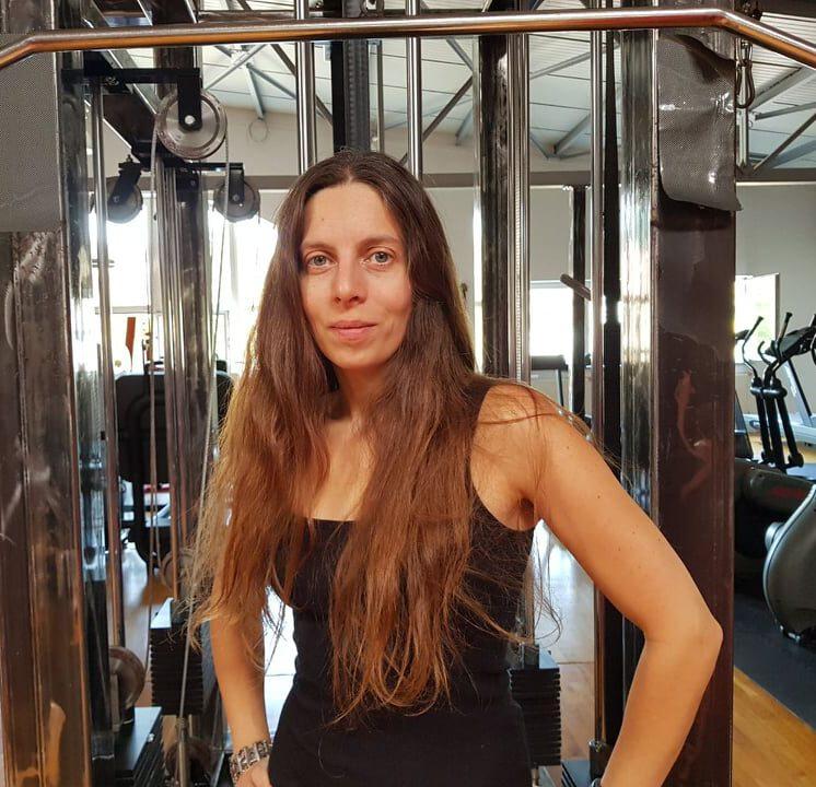 Fitnesstrainer Tina