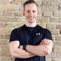 Fitnesstrainer Jonas