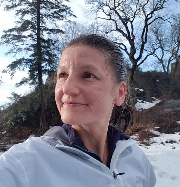 Fitnesstrainerin Annette