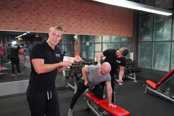 Fitnesstrainer Gehalt