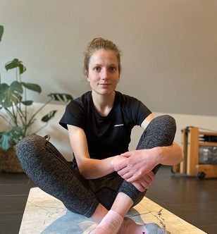 Fitnesstrainer Carina