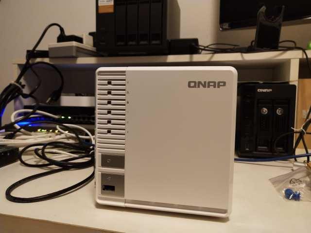 รีวิว QNAP TS-328 RAID5 Budget NAS