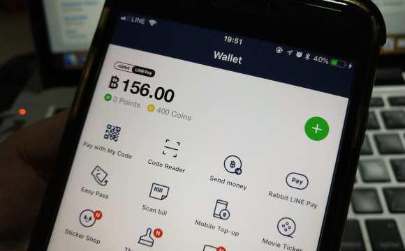 Rabbit LINE Pay กระเป๋าเงินดิจิทัลที่ใช้ชำระค่าบริการ และอื่นๆ ได้มากมาย